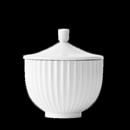 Godteriskål Porselen Hvit Ø14 cm