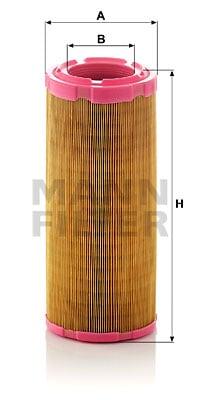 Ilmansuodatin MANN-FILTER C 14 210/2