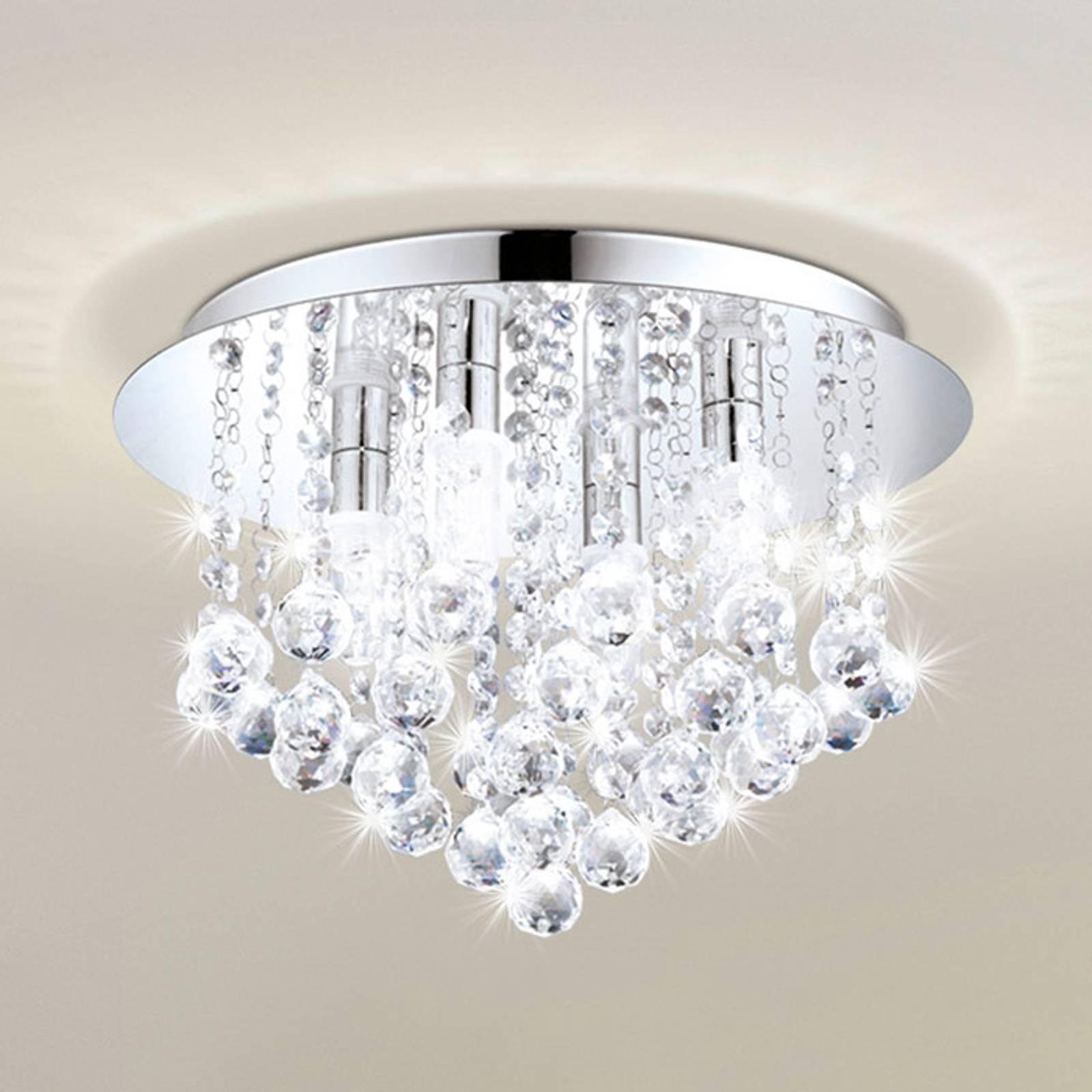 LED-kattovalaisin Almonte koristein, 35 cm