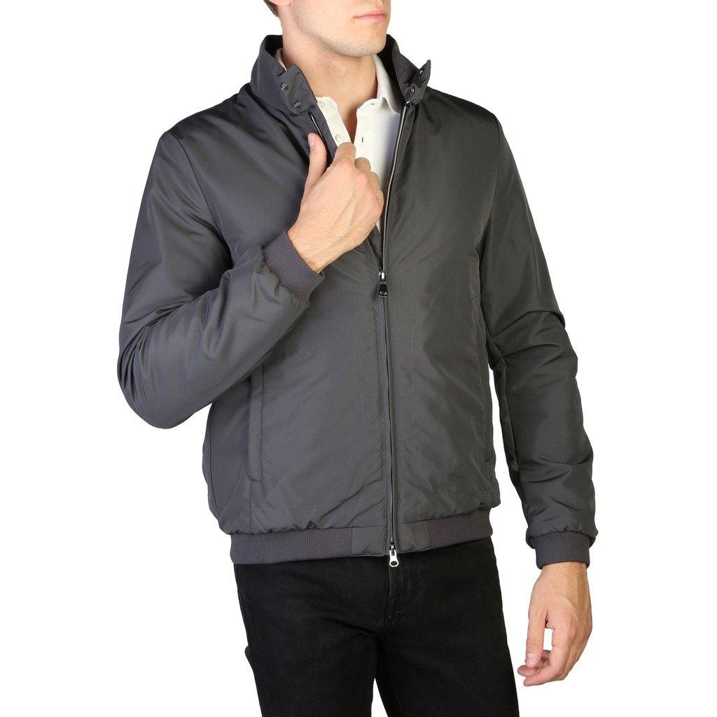 Geox Men's Jacket Blue M8420UT2419 - blue 58