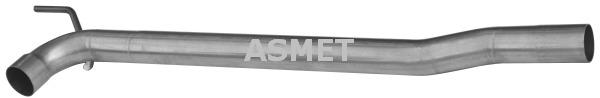 Korjausputki, katalysaattori ASMET 04.107