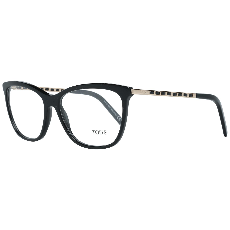 Tod's Women's Optical Frames Eyewear Black TO5198 56001
