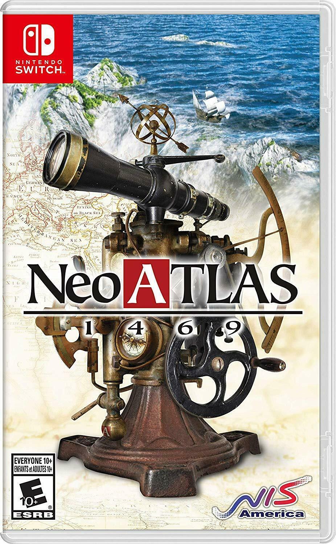 Neo ATLAS 1469 (Import)