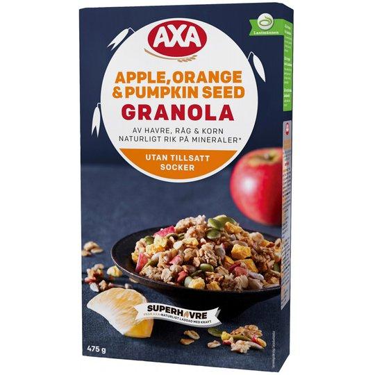 Granola Äpple & Apelsin 475g - 37% rabatt