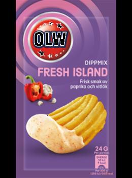 OLW Dipmix Fresh Island 24g