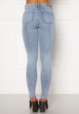 ONLY Chrissy Life HW Jeans Light Blue Denim 28/32