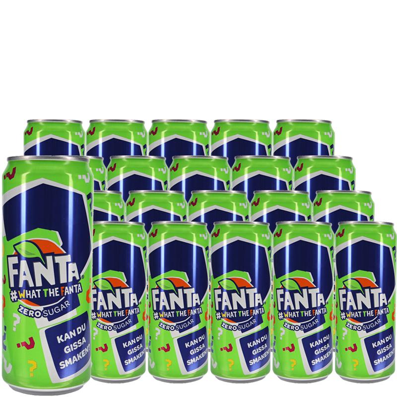 What The Fanta 20-pack - 28% rabatt