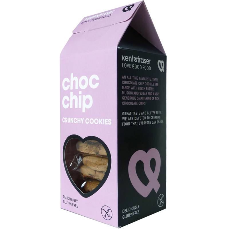 "Keksit ""Chocolate Chip"" 125 g - 53% alennus"