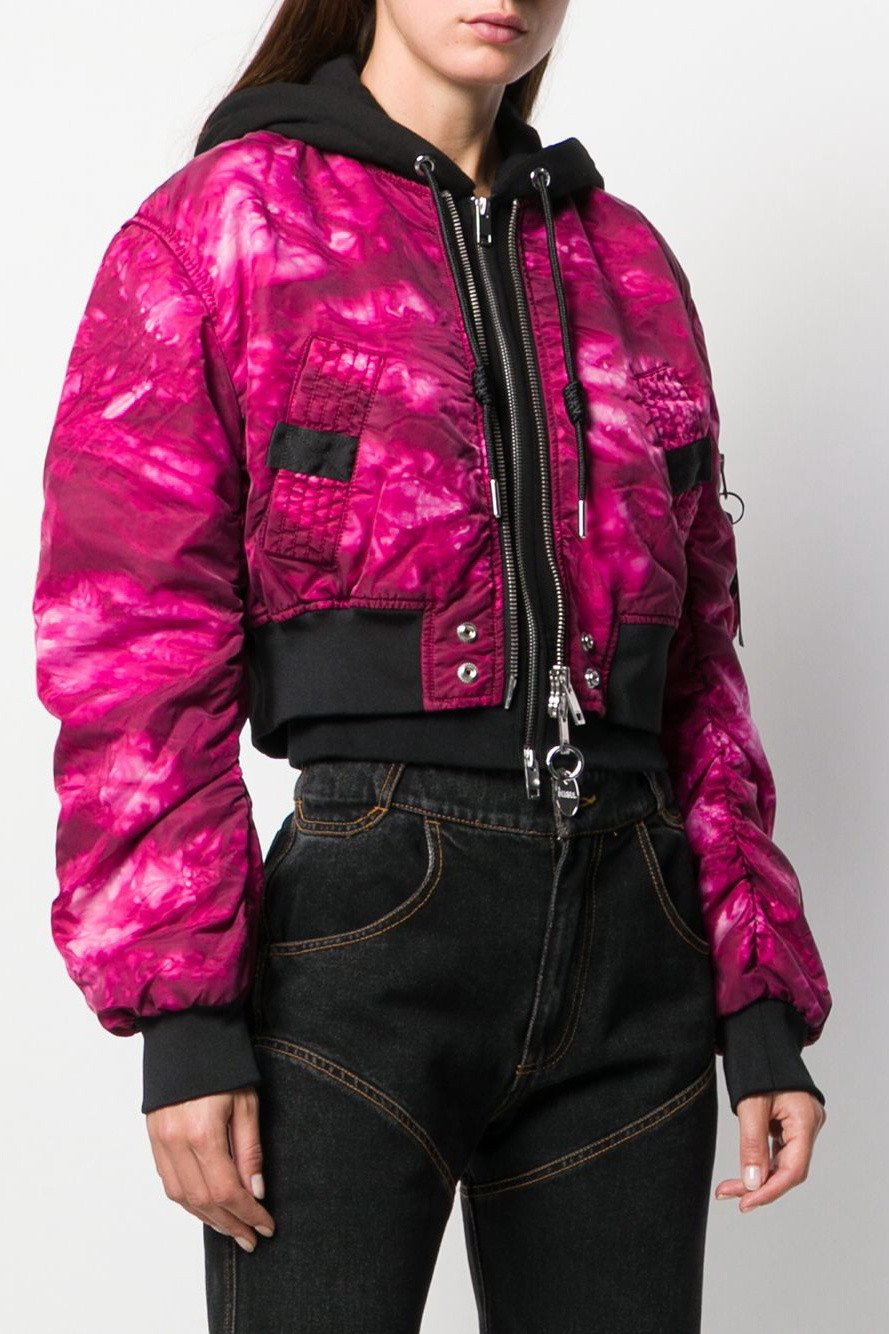 Diesel Women's Jacket Various Colours 320410 - pink XS