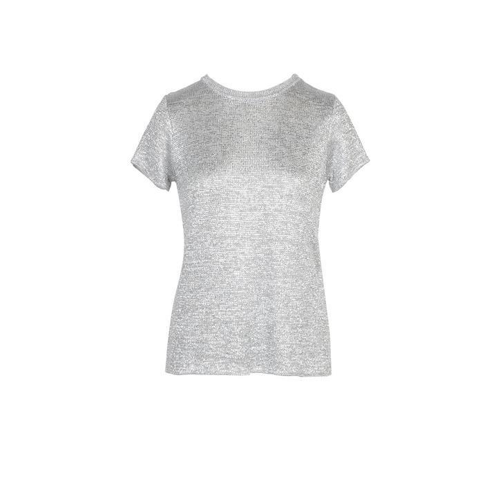 Dondup Women's Sweater Silver 225668 - silver 42