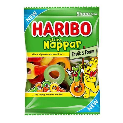 Haribo Stora Nappar