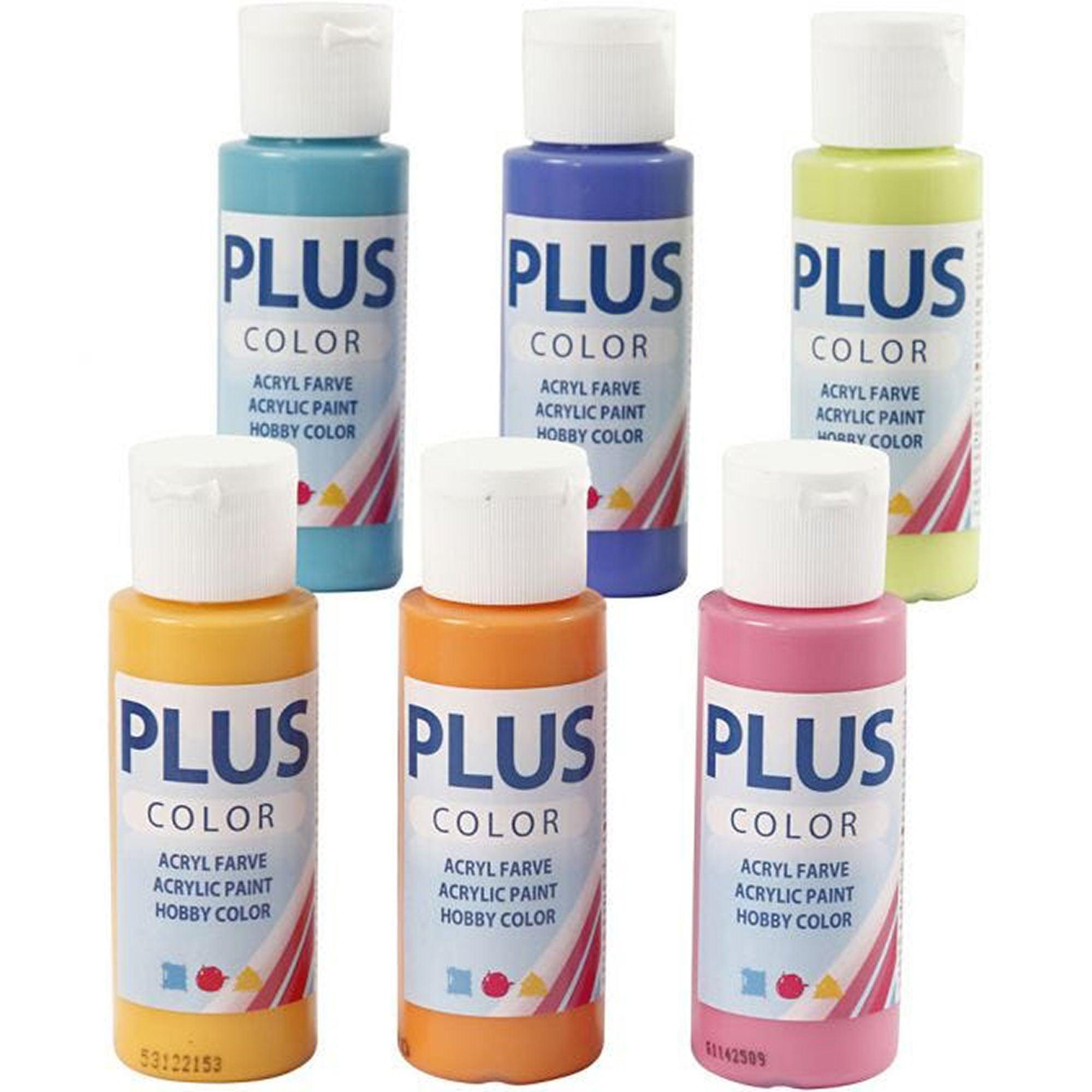 Plus Color Hobbyfärg Colorful