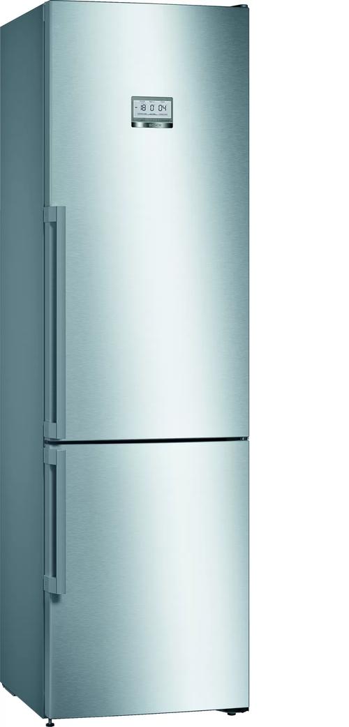 Bosch Kgf39pidp Serie 8 Kyl-frys - Rostfritt Stål