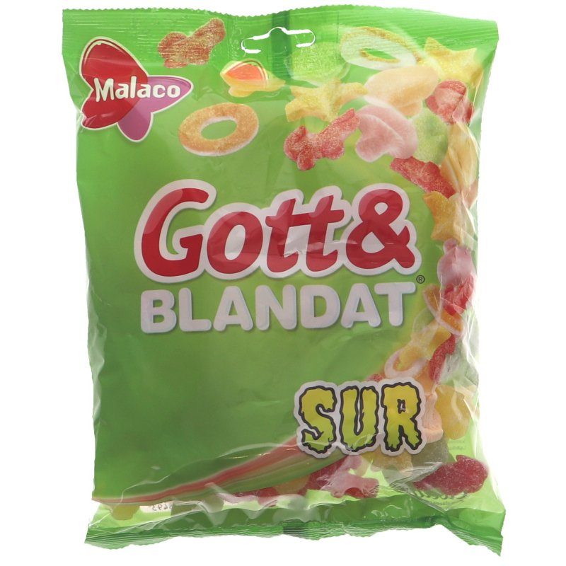 Gott & Blandat Surt - 41% rabatt