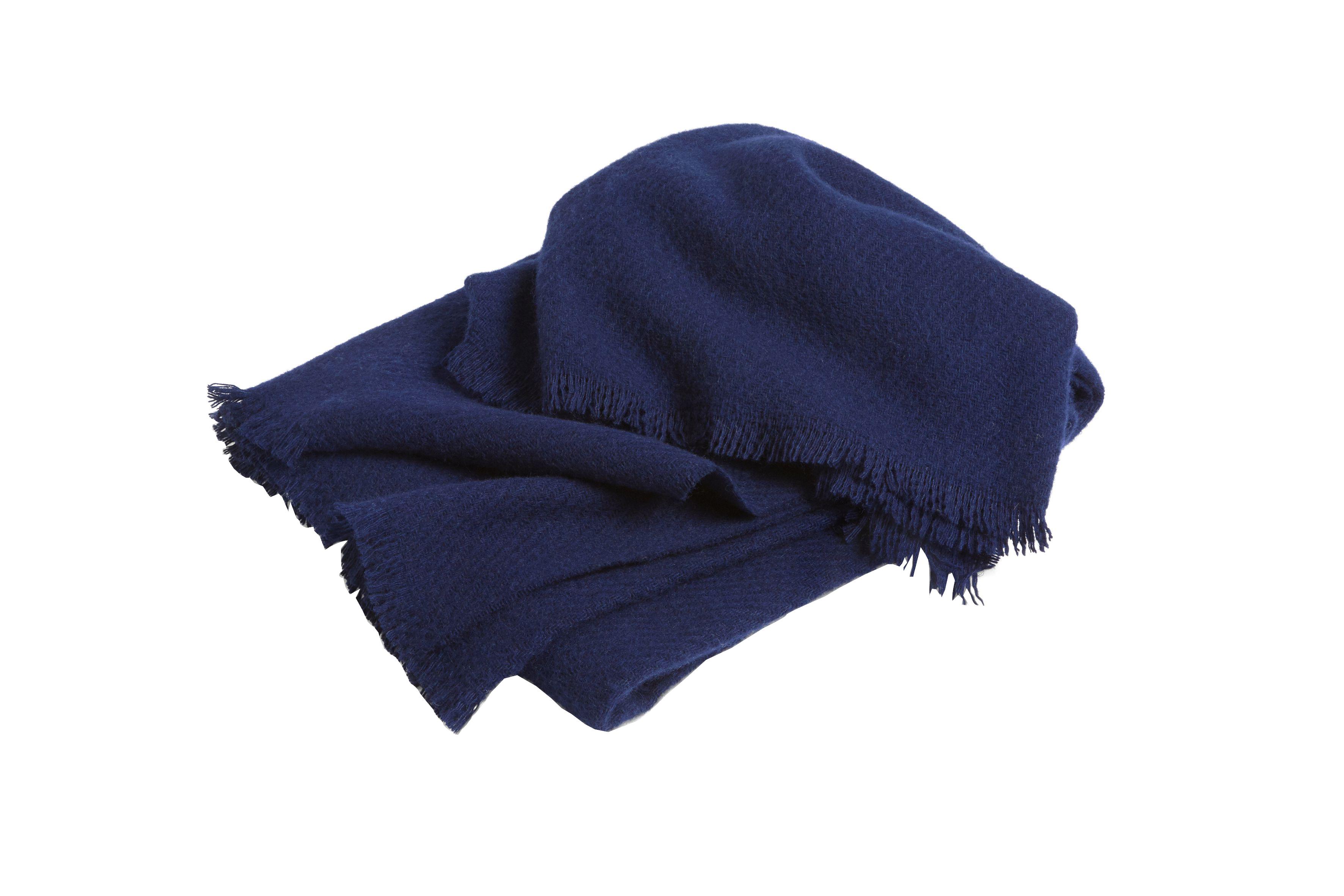 HAY - Mono Blanket 180 x 130 cm - Midnight Blue (507548)