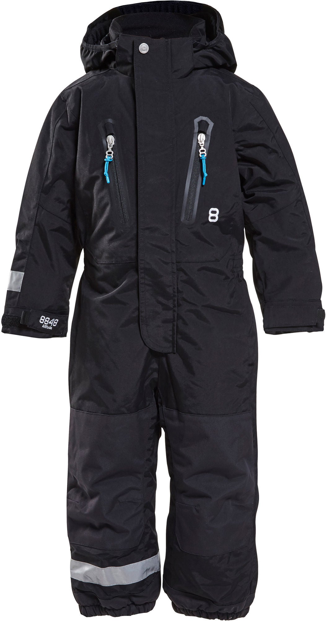 8848 Altitude Karel Min Overall, Black 90