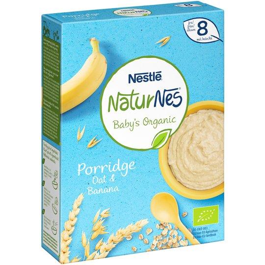 Luomu Lastenpuuro Kaura & Banaani - 26% alennus