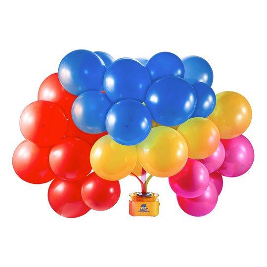Refill Ballonger till Party Pump - Turkos