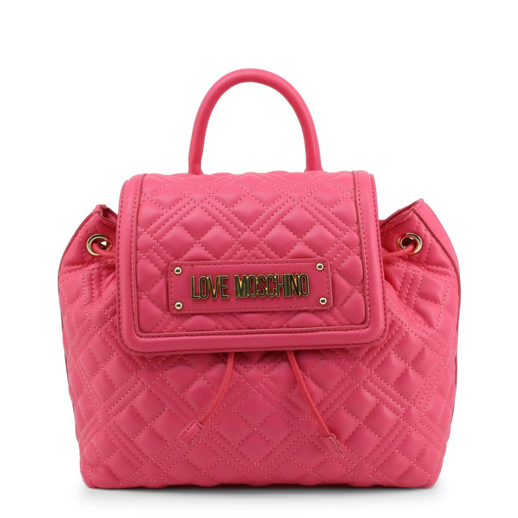 Love Moschino Women's Backpack Pink JC4009PP1CLA0 - pink NOSIZE