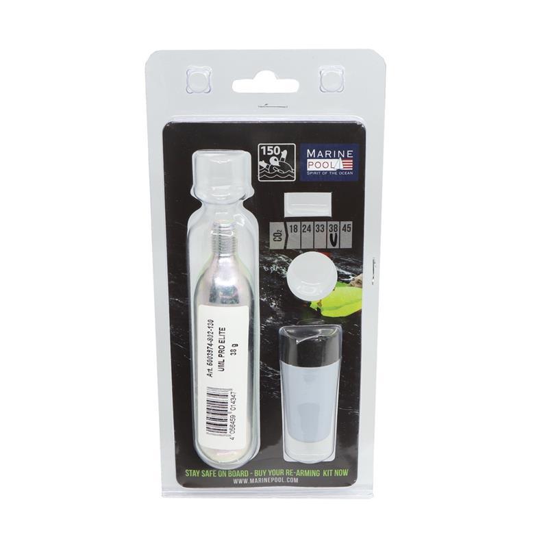 Rapala Automatic Life Vest Prem Rep Kit Premium Rep Kit