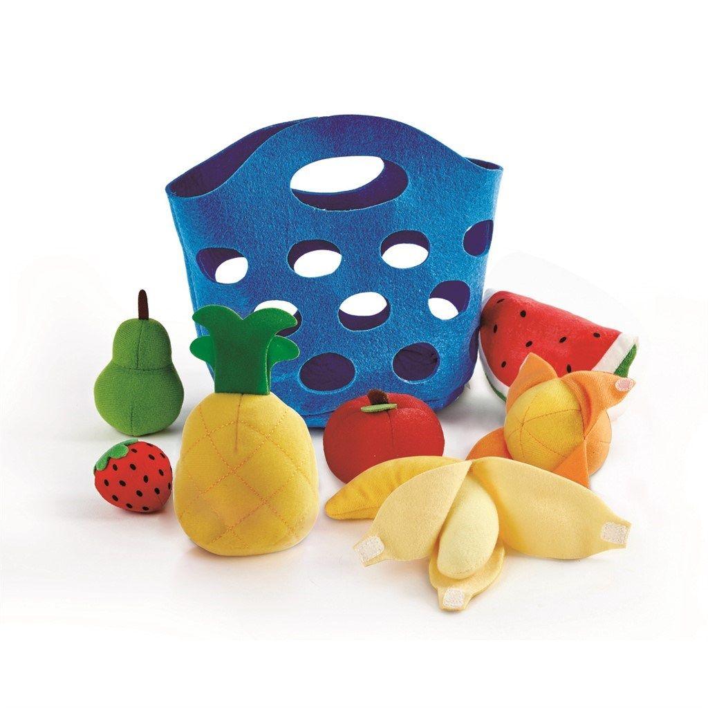 Hape - Toddler Fruit Basket (3169)