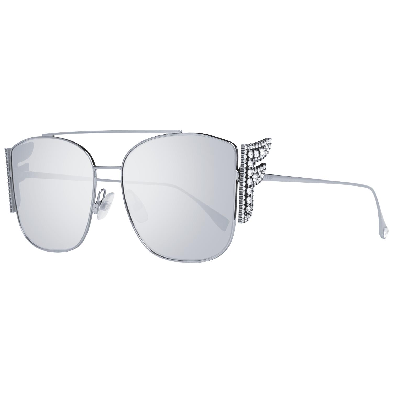 Fendi Women's Sunglasses Grey FF0380/G/S 626LB