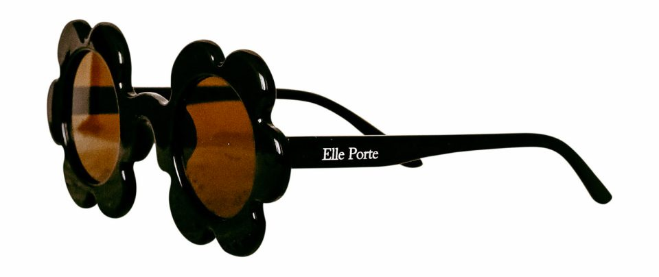 Elle Porte - Kids Sunglasses - Bellis, Liquorice (39LIQUORICE)