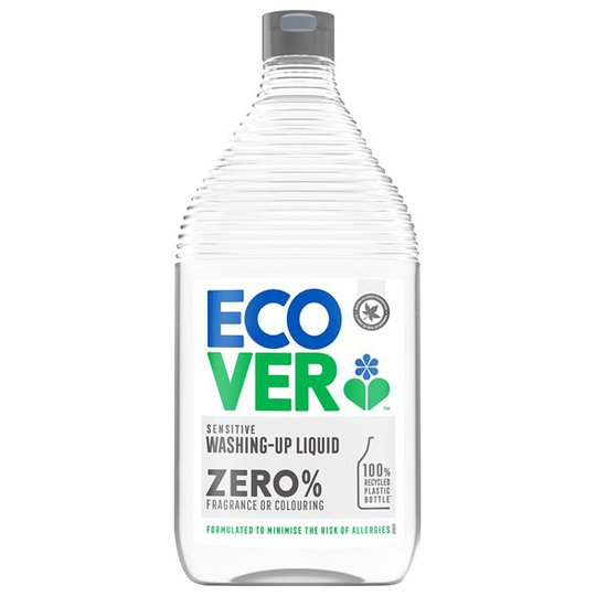 Ecover Parfymfritt Diskmedel Zero, 450 ml