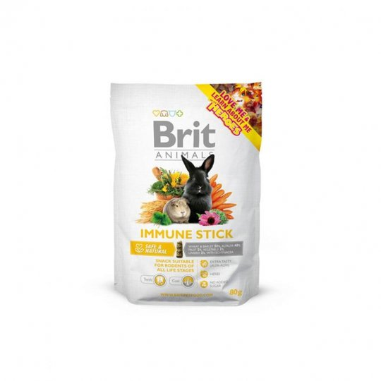 Brit Animals Immune Stick (80 gram)