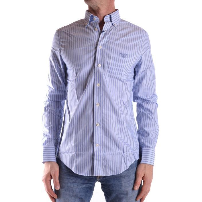 Gant Men's Shirt White 161085 - white S