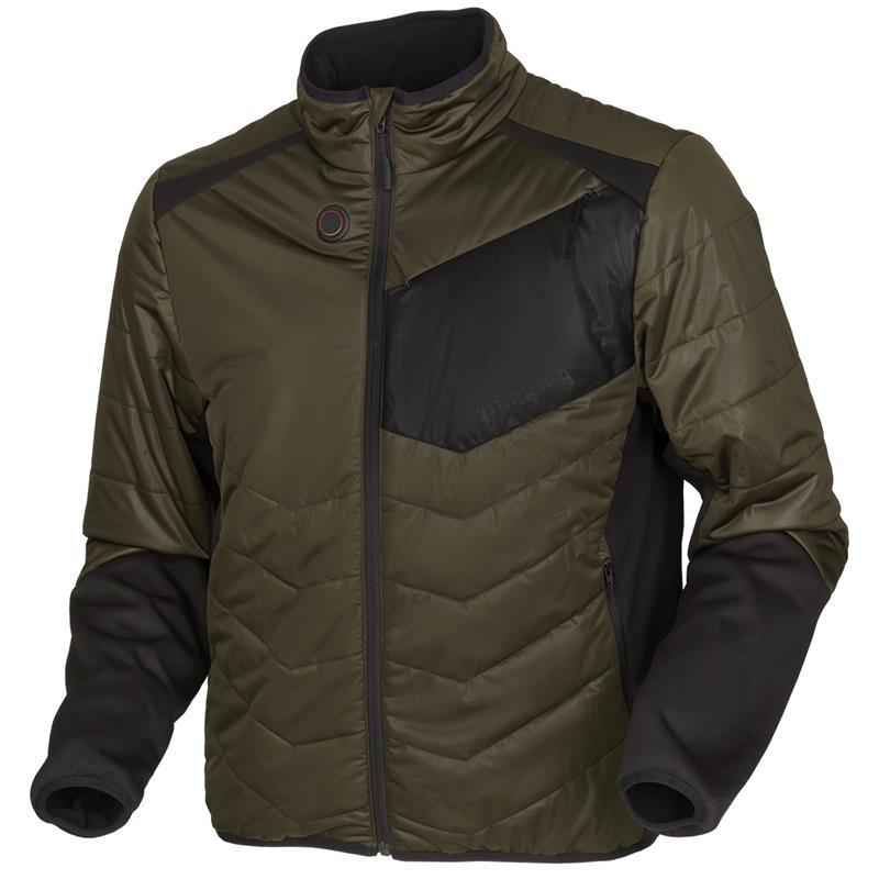 Härkila Heat jakke XL Fóret jakke med varmemembran