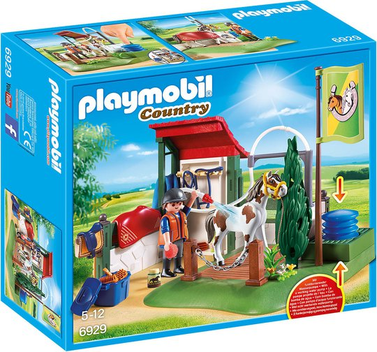 Playmobil 6929 Hestedusj