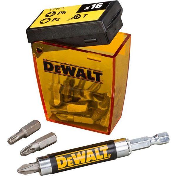 Dewalt DT71573 Ruuvikärkisarja