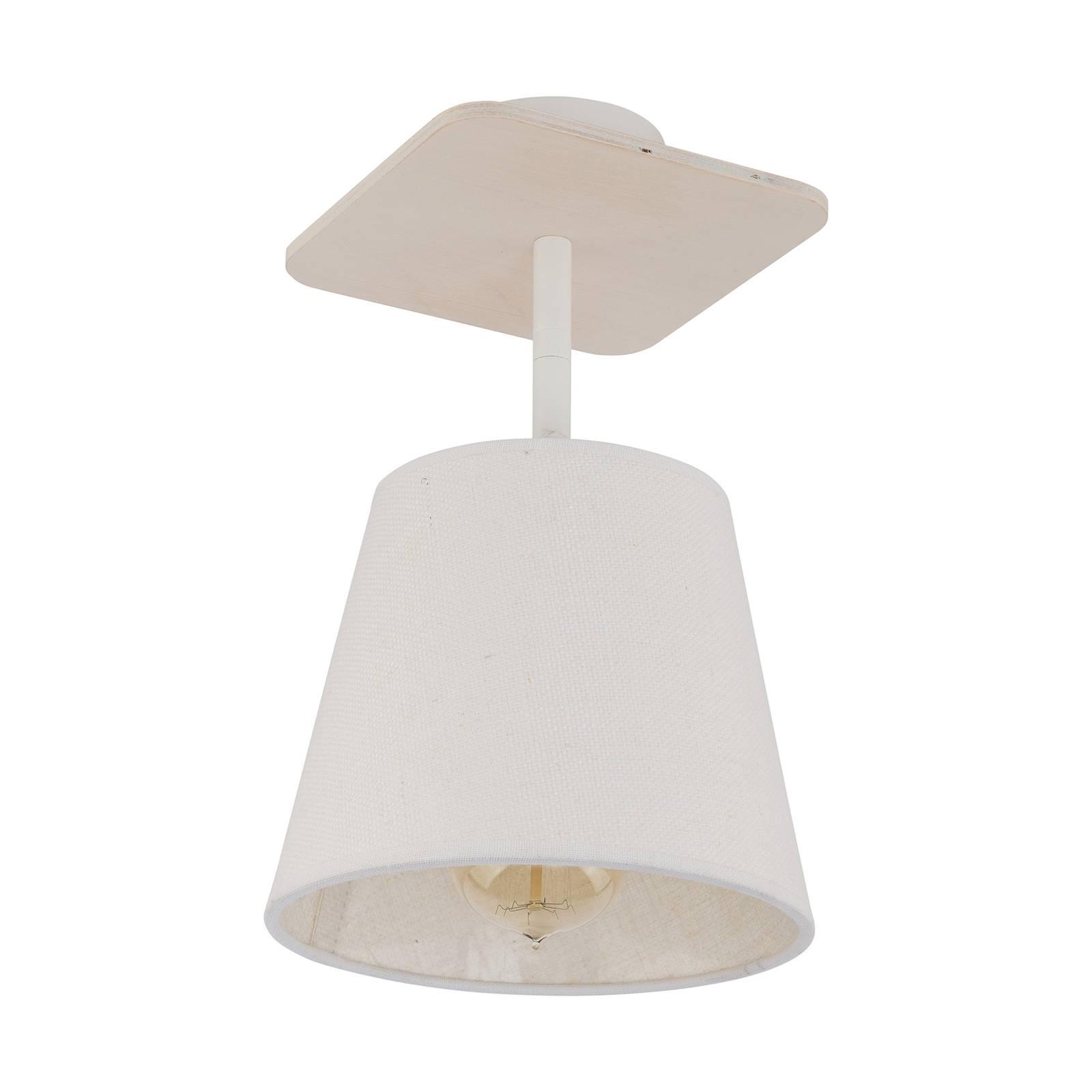 Kattovalaisin Awinion, 1-lamppuinen, valkoinen