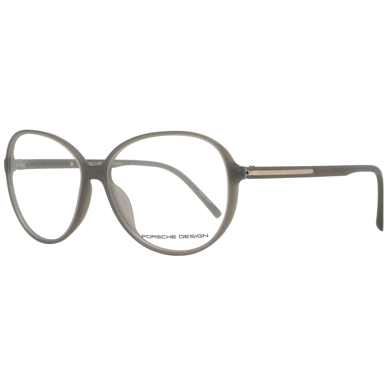 Porsche Design Women's Optical Frames Eyewear Grey P8279 57B