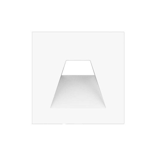 Arcchio Lasca -LED-uppovalaisin, valkoinen