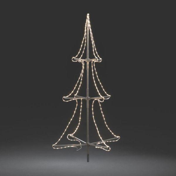 Konstsmide 3942-103 Lysslange juletre, 2 m, 24 V/IP44