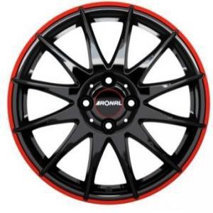 Ronal R54 MCR Black 8x18 5/112 ET45 B76