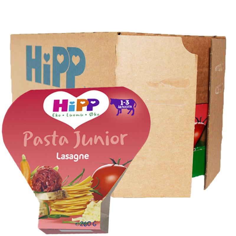 Hel Låda Barnmat Lasagne 6 x 260g - 72% rabatt