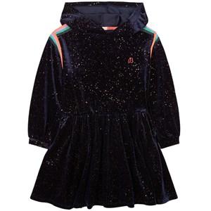 Billieblush Sparkly Klänning Marinblå 2 år