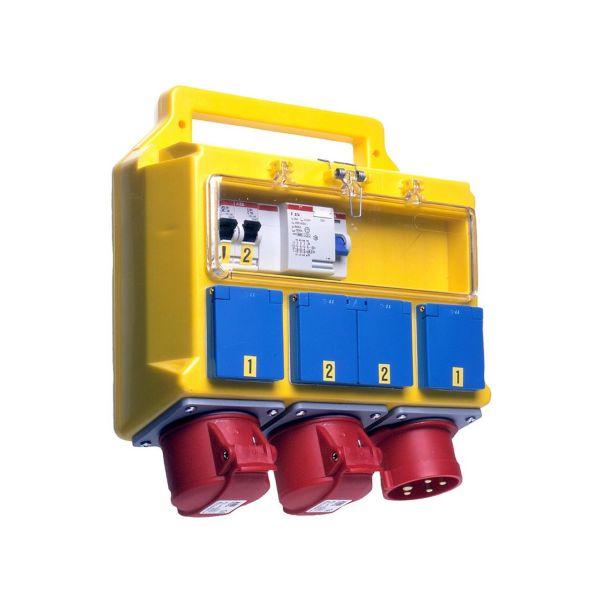 ABB 2CMA170266R1000 Liitäntäkeskus kannettava, BPC 16