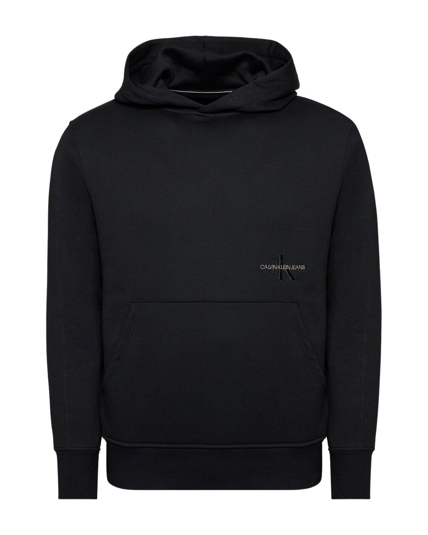 Calvin Klein Jeans Women Sweatshirt Various Colours 299915 - black-4 XS