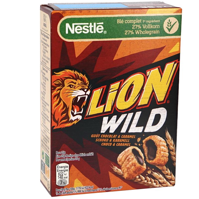 Lion Wildcrush Murot Annospakkaus - 20% alennus