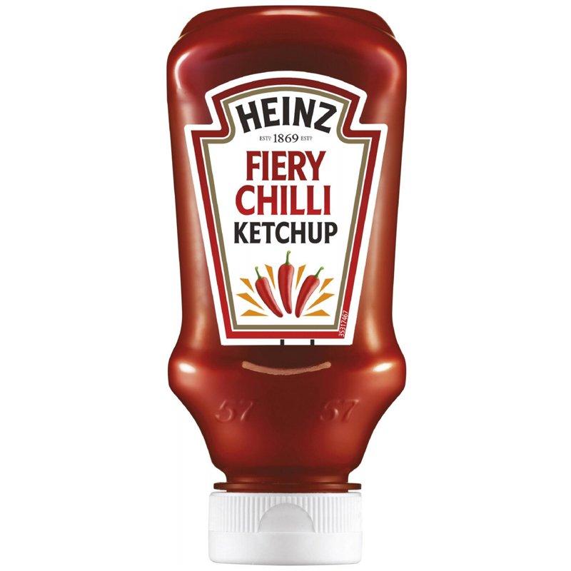 Ketsuppi Fiery Chilli - 33% alennus