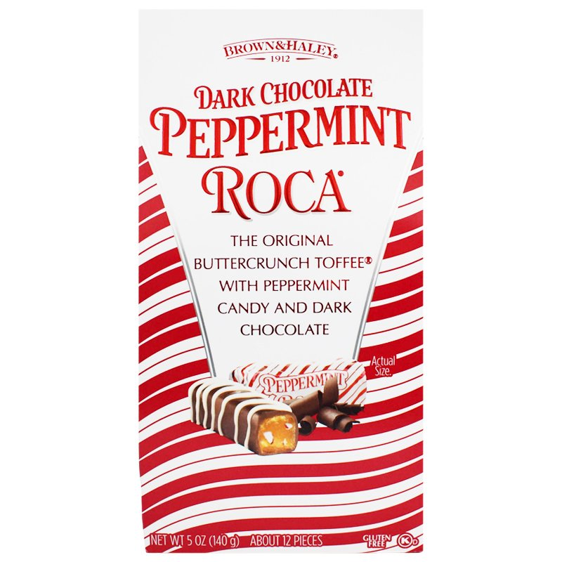 "Mörk Choklad ""Peppermint"" 140g - 67% rabatt"