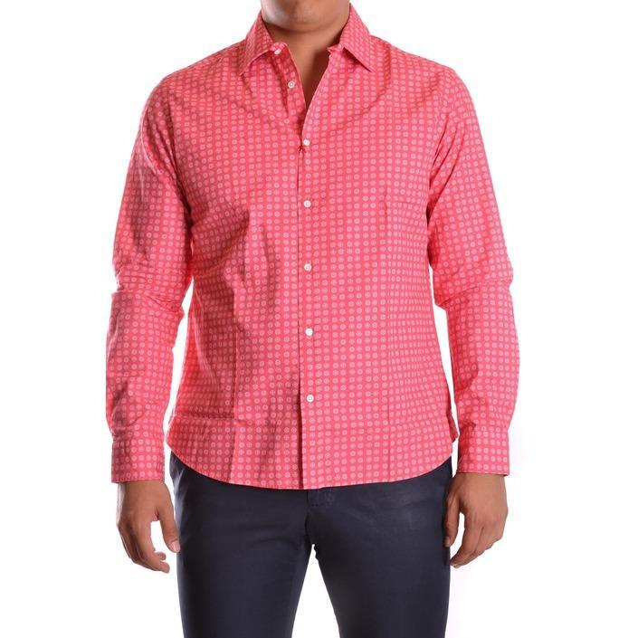 Altea Men's Shirt Coral 160712 - coral L