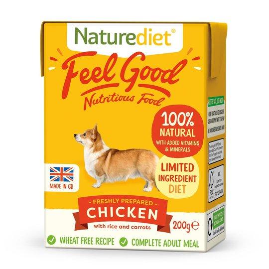 Naturediet Feel Good Kyckling (200 g)
