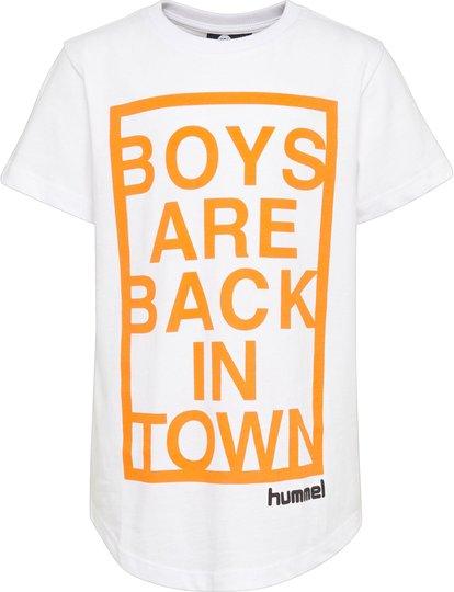 Hummel Bryan T-Shirt, White 116