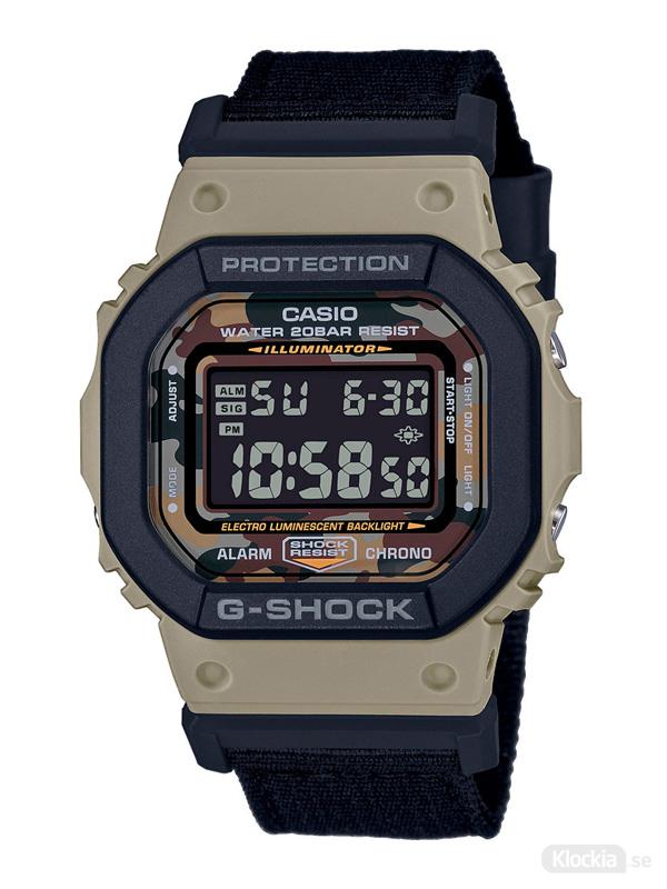 Herrklocka CASIO G-Shock Basic DW-5610SUS-5ER