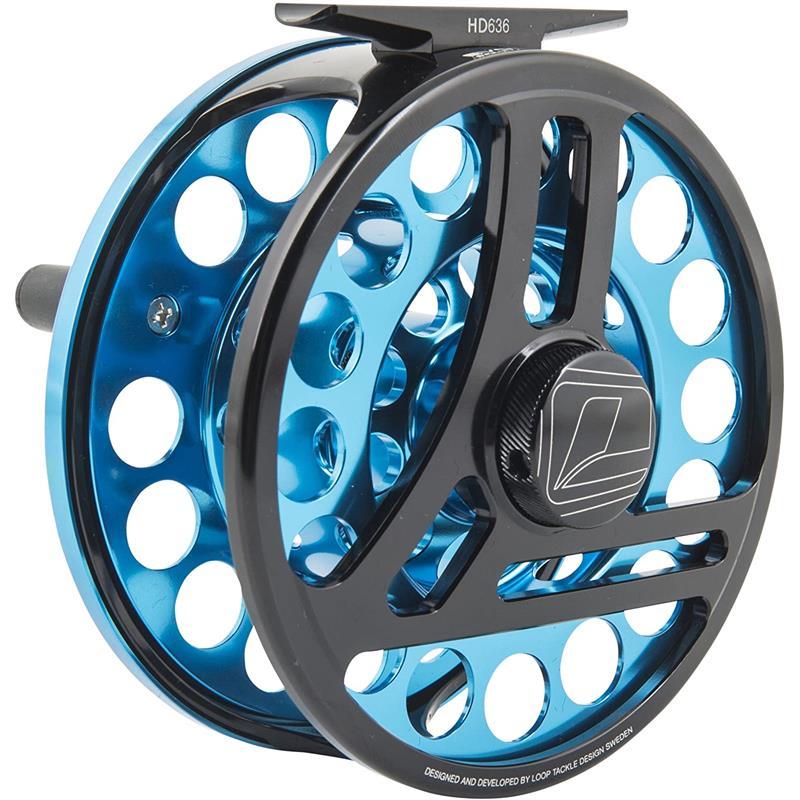Loop Evotec G4 LW #8-10 Blue Left